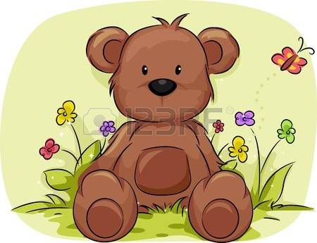 Teddy Bear Cartoon Stock Photos Images. Royalty Free Teddy Bear ...