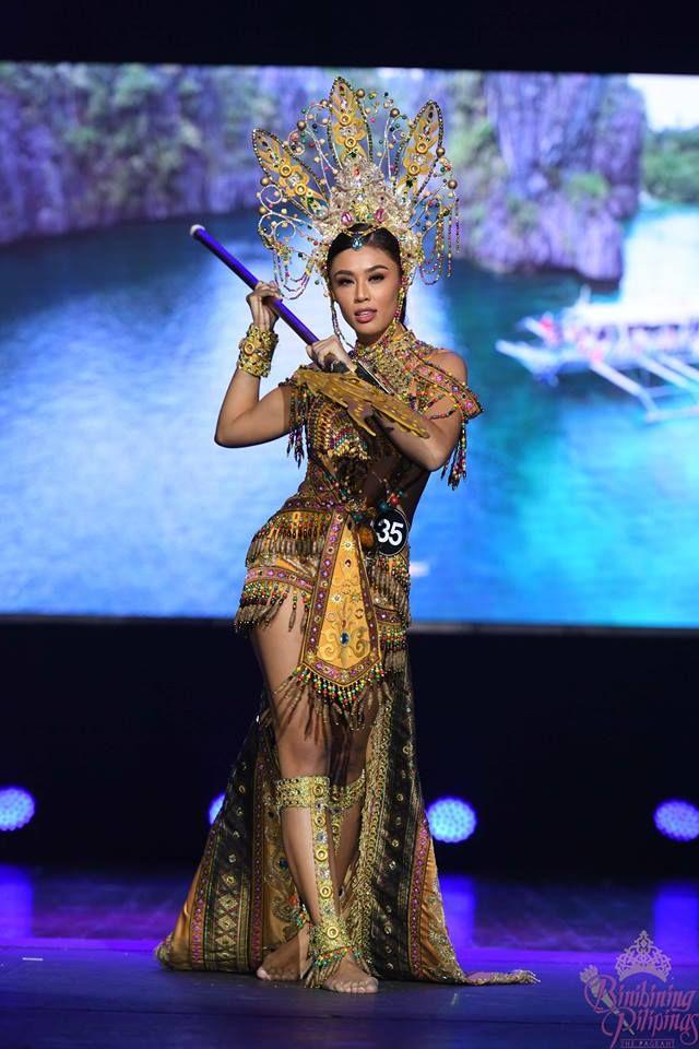 #Binibini35: Sandra Lemonon BINIBINING PILIPINAS 2018 ...