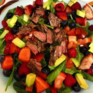 Sooo Paleo: Summer Steak Salad