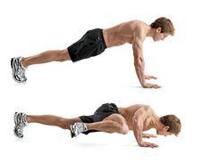 23. Spiderman Pushup http://www.menshealth.com/fitness/best-oblique-exercises?slide=24