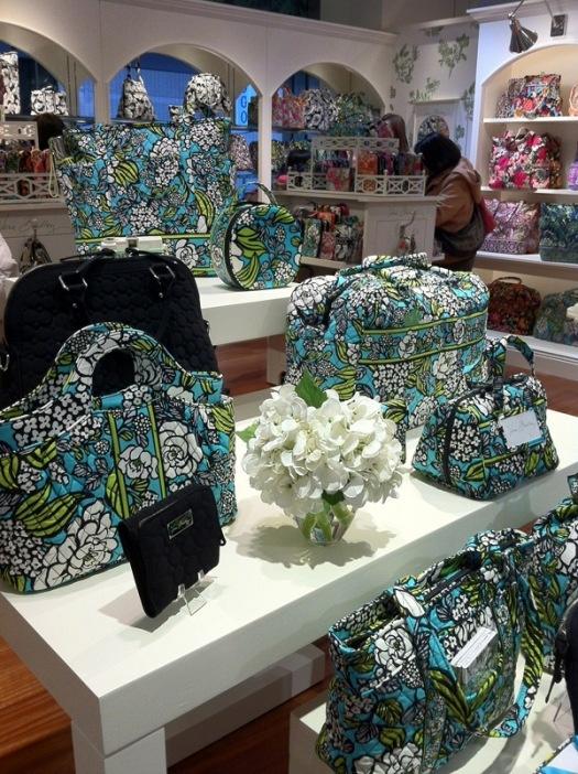 Vera Bradley store in Japan