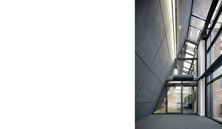 Ashton Sixth Form Reception - GA Studio