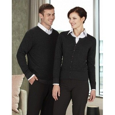Mens Fashioned Pullover Min 25 - 100% Merino Wool Fabric, Fully Fashioned, V-Neck, Contemporary Fit. http://www.promosxchange.com.au/mens-fashioned-pullover/p-10961.html