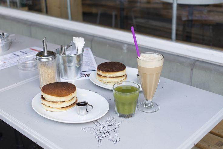 Blaastyle - Swiss fashion blog: BlackBird Cafe, Lausanne