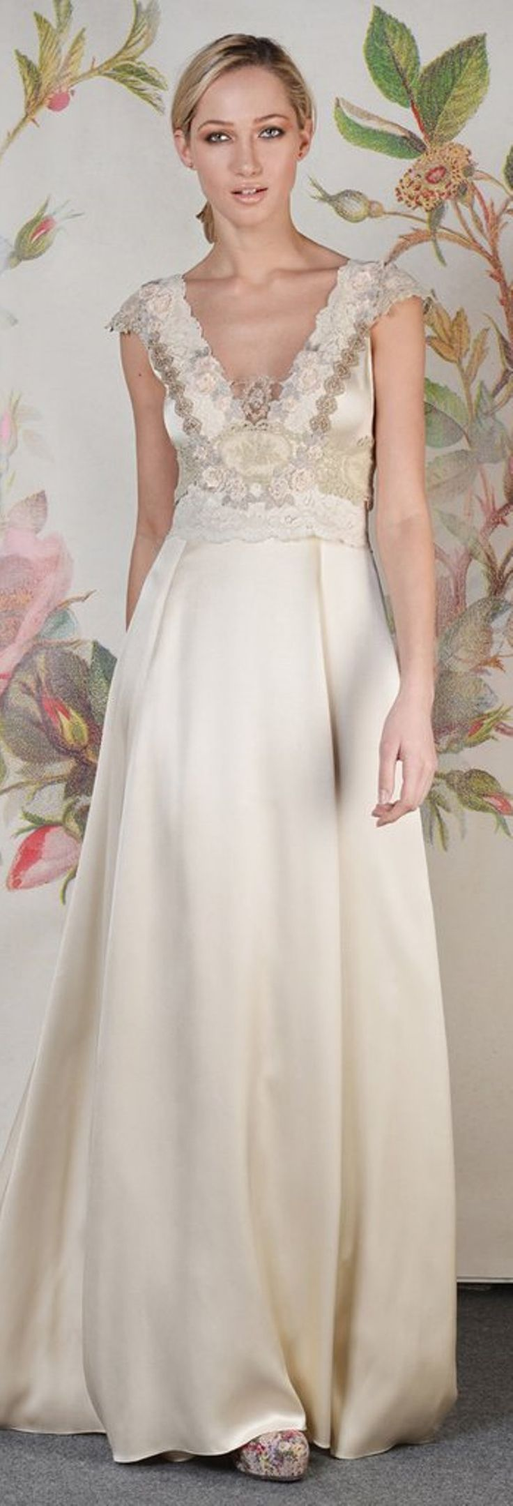 Abigail Couture Wedding Dress By Claire Pettibone SAMPLE SALE Available For Purchase Online Direct From The