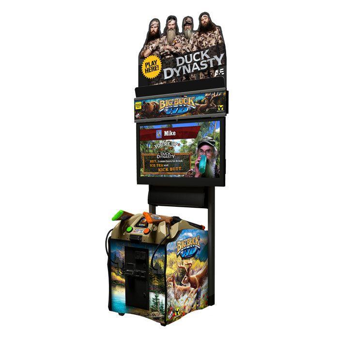Big Buck Hunter HD Full Size Arcade machine-