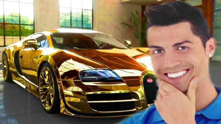 Cristiano Ronaldo - 18000000$ NEW Car Collection in 2018 ...