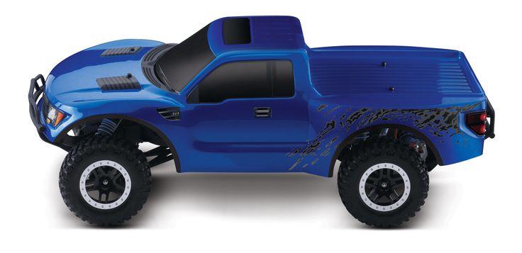 Traxxas Ford F-150 SVT Raptor 2WD TQ - Robbis Hobby Shop