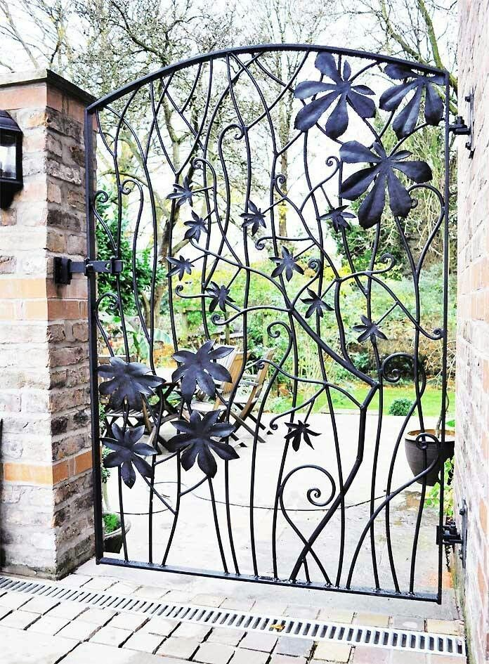 Iron Gate-if we ever need a new pool gate...