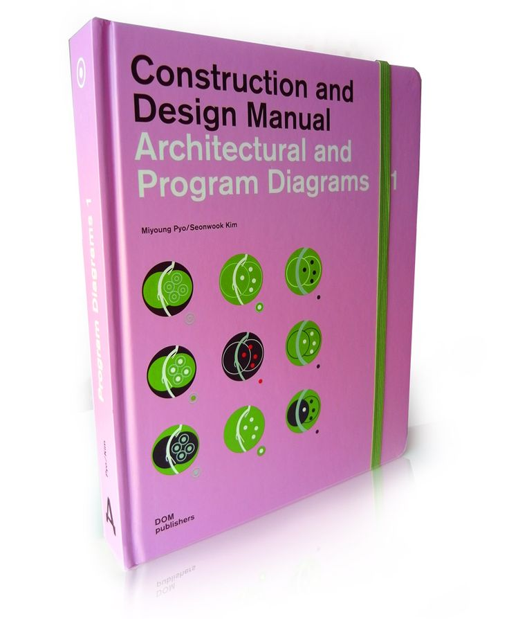 construction and design manual: architectural and program diagrams I
