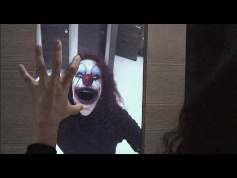 Pepsi Max - Halloween Mirror
