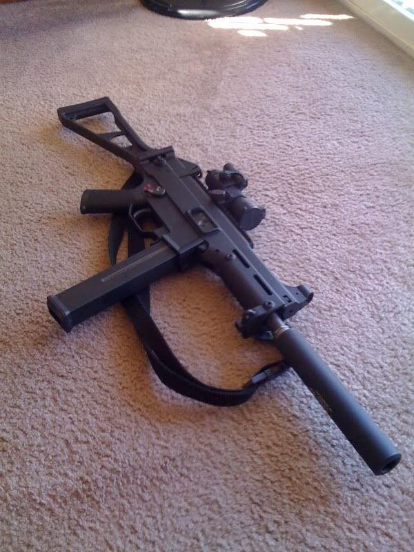 HK USC/UMP conversion YHM M2 .45 Cobra