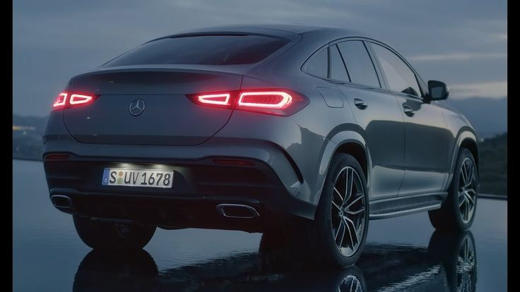 2020 Mercedes Gle Coupe Ready To Fight Bmw X6 And Audi Q8 Bmw X6