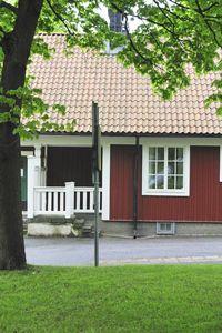 Huset från sidan