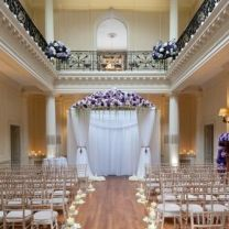 Hedsor is a stunning venue for the ceremony and the reception.