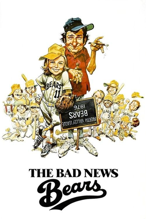 The Bad News Bears 1976 full Movie HD Free Download DVDrip