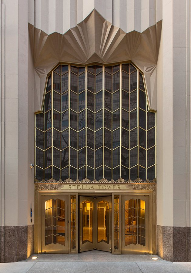 411 Best Images About Art Deco Entrances On Pinterest
