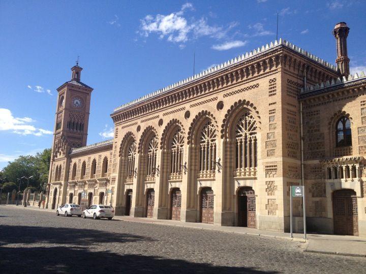 Estación de Tren de Toledo