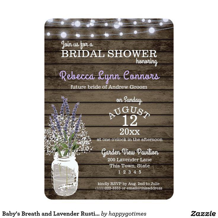 857 best wedding bridal shower invitations images on pinterest, Baby shower invitations