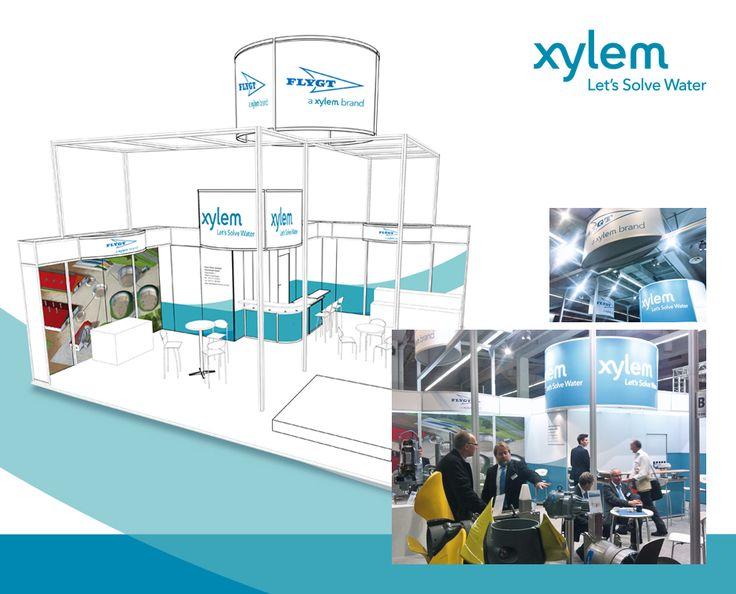 Xylem – Messestand Xylem Water Solutions gehört zu den weltweit führenden Anbietern für Produkte und Dienstleistungen im Bereich Wasser und Abwasser.  Für die Präsenz des international tätigen Unternehmens auf der Agritechnica  entwarf cc einen Messestand sowie Informationsmaterialien zum Thema Biogas.