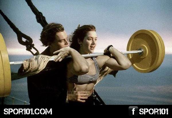 Titanic :)
