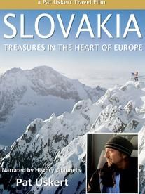 SLOVAKIA: Adventures in the Heart of Europe DVD