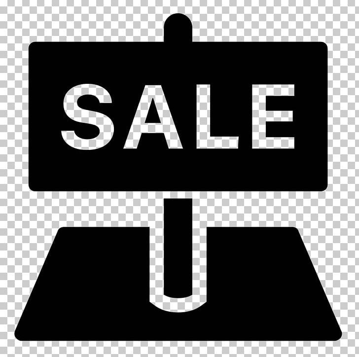 Sales Computer Icons Real Property Png Advertising Area Black And White Brand Business Computer Icon Photoshop Design Icon
