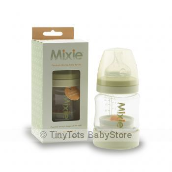 Mixie formula mixing bottle small  Visit our store for total mixie range.http://www.tinytotsbabystore.com.au/