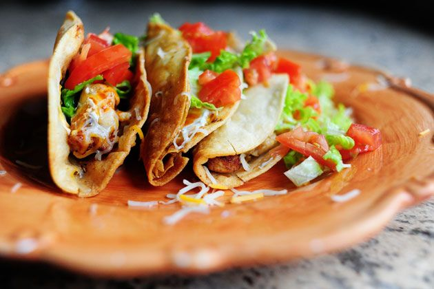 My Brother's Chicken Tacos: Ree Drummond, Pioneerwoman, Pioneer Woman Chicken, Pioneer Woman Recipes, Fries Chicken, Chicken Tacos, The Pioneer Woman, Tacos Recipe, Chicken Breast