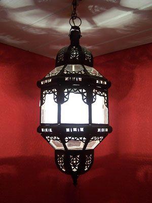 Orientalische Marokkanische Arabische Hngeleuchte Deckenlampe Lampe Laterne NEU