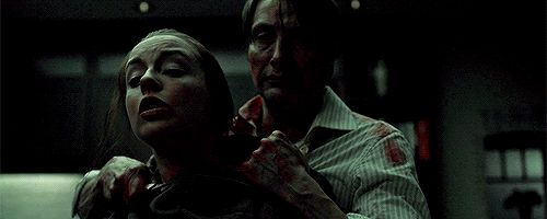 Their love was marinated overnight and baked at 350 degrees.  Spoilers for the entirety of NBC's Hannibal thus far.