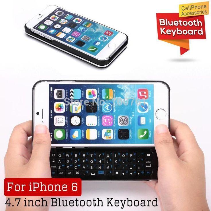 2014 nouveau 4.7 polegada Bluetooth sans fil clavier pour Windows / XP / VISTA / MAC pour ipad iPhone 6 livraison gratuite dans Claviers de Matériel informatique et logiciels sur AliExpress.com | Alibaba Group