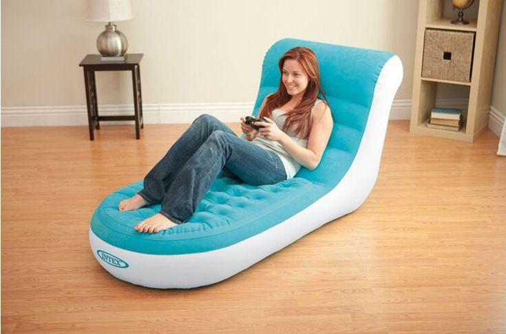 Купить товарIntex 68880 один надувной ленивый диван, Лентяй надувной диван, Надувной стул, Size84x170x81cm в категории Диваны для гостинойна AliExpress.                  Внимание:                   Если ваш заказ есть 10 шт., по крайней мере,  Пожалуйста, свяжитесь с