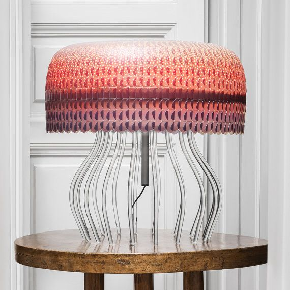 Medusa Table Lamp 'Delirium' by LaokoonDesign on Etsy