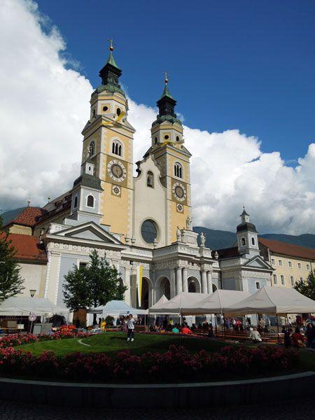 Domplatz in Brixen