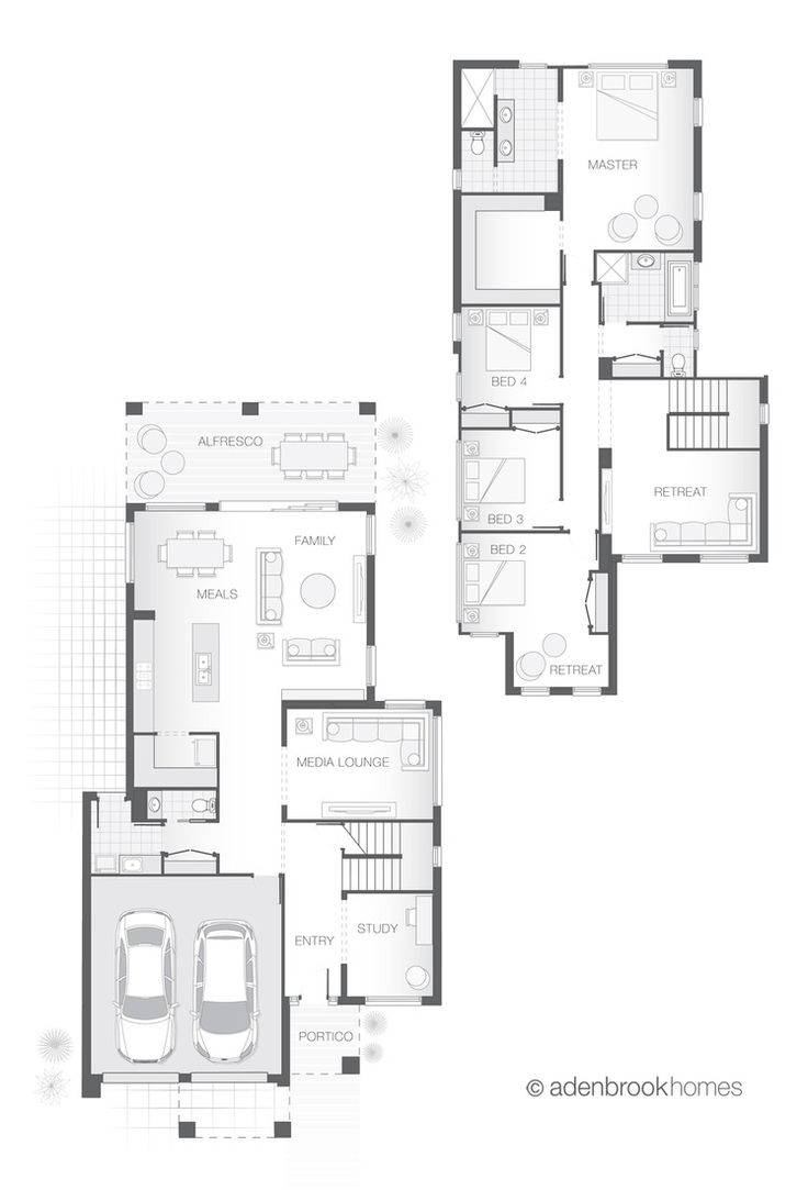 The Perin - Optional Design A | Adenbrook Homes