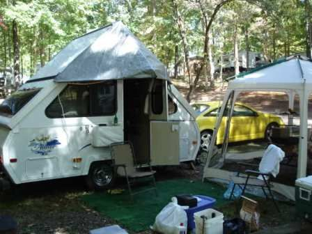 BLOG...Ups and downs of an Aliner (pun intended) (As you may know, I don't recommend pop-up trailers or campers for full-timers because I believe their disadvantages outweigh their advantages. However, the Aliner pop-up trailer solves all the problems but has…Read more ›