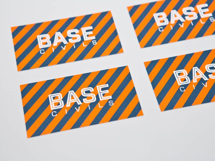 Small & Co - Base Civils - Business Card Design