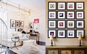 Photo Frame Wall Design Ideas