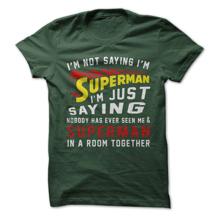 Are you possibly Superman? Show others why you might in fact be Superman!