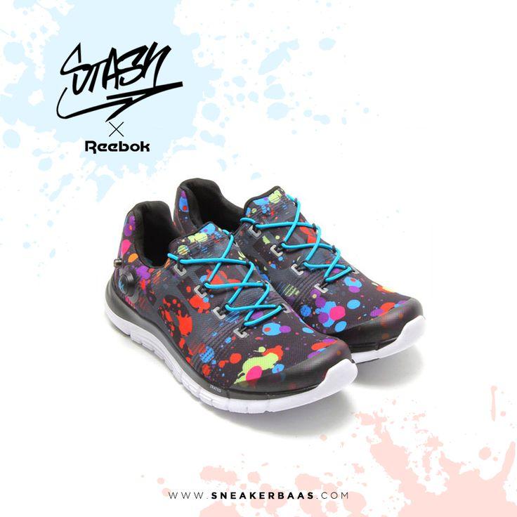 #stash #reebok #stashreebok #sneakerbaas #baasbovenbaas  Reebok Z-Pump X Stash - Available now € 129,95  For more info about your order please send an e-mail to webshop #sneakerbaas.com!