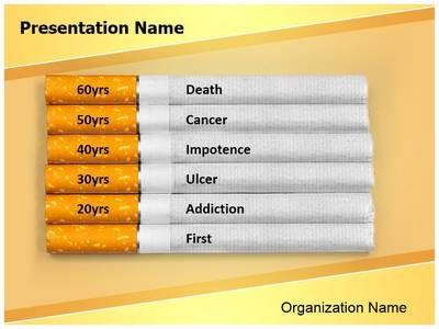 8 best projects to try images on pinterest health cancer and this smoking kills ppt template comes with different slides of editable graphs charts and diagrams to help you in making powerful presentation toneelgroepblik Images