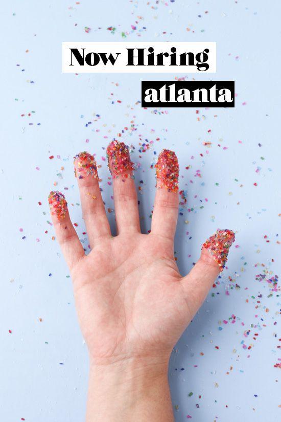 Now hiring / Atlanta creative positions
