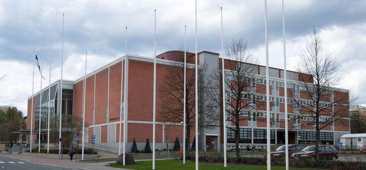 Kuopio Music Centre