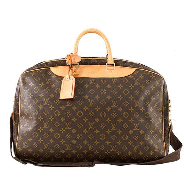 Louis Vuitton Vintage Louis Vuitton Soft Suitcase In Monogram Canvas NvwRn
