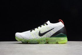 5874d1755ac8 Nike Air Vapormax Flyknit 2019 3. 0 White Gray AJ6900-100 Mens Running Shoes