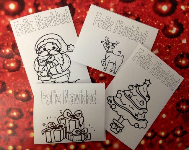 Mejores 10 imágenes de Navidad en Pinterest | Colorear, Santos y ...