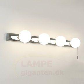 Attraktiv CABARET væglampe med trækafbryder 1020033 1699kr