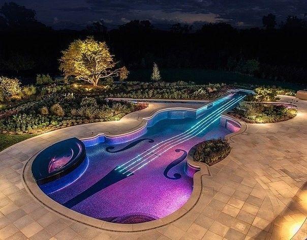 Романтический бассейн