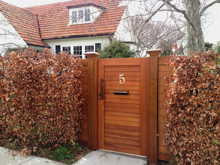 15 Best Fences And Gates Images On Pinterest Auckland